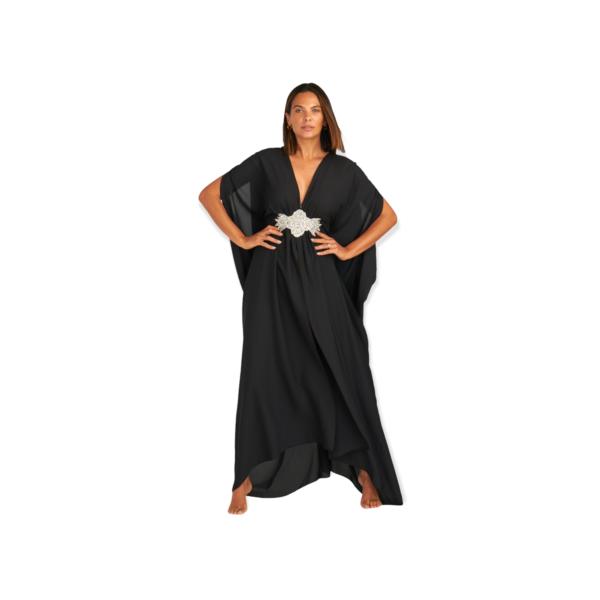 Kaftan Empress Black